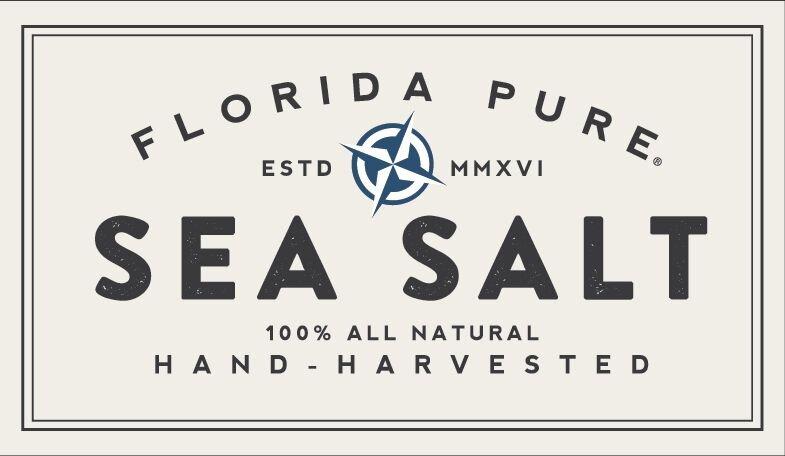 Florida Pure Sea Salt Logo