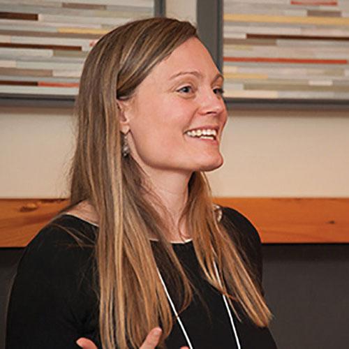 Gretchen Ki Steidle, Conscious Social Change
