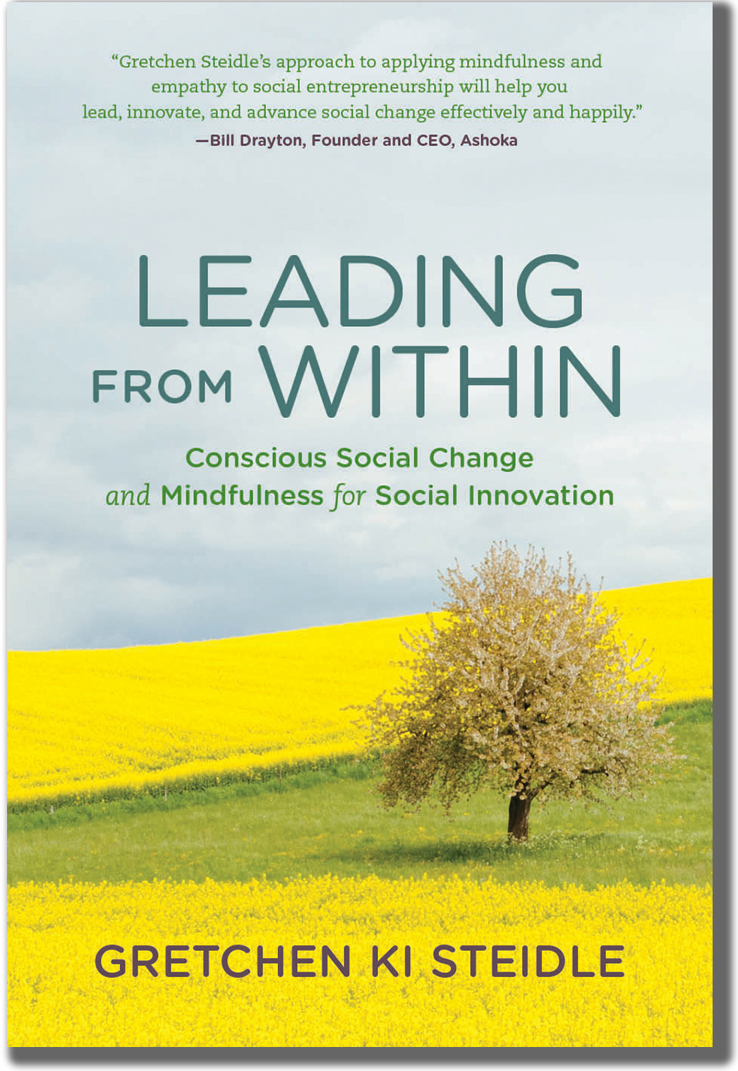 Leading from Within,  by Gretchen Ki Steidle