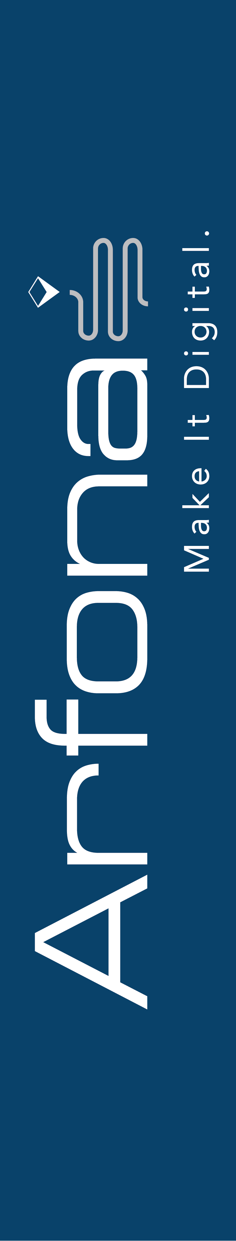 Arfona Logo White on Blue BG-01.png