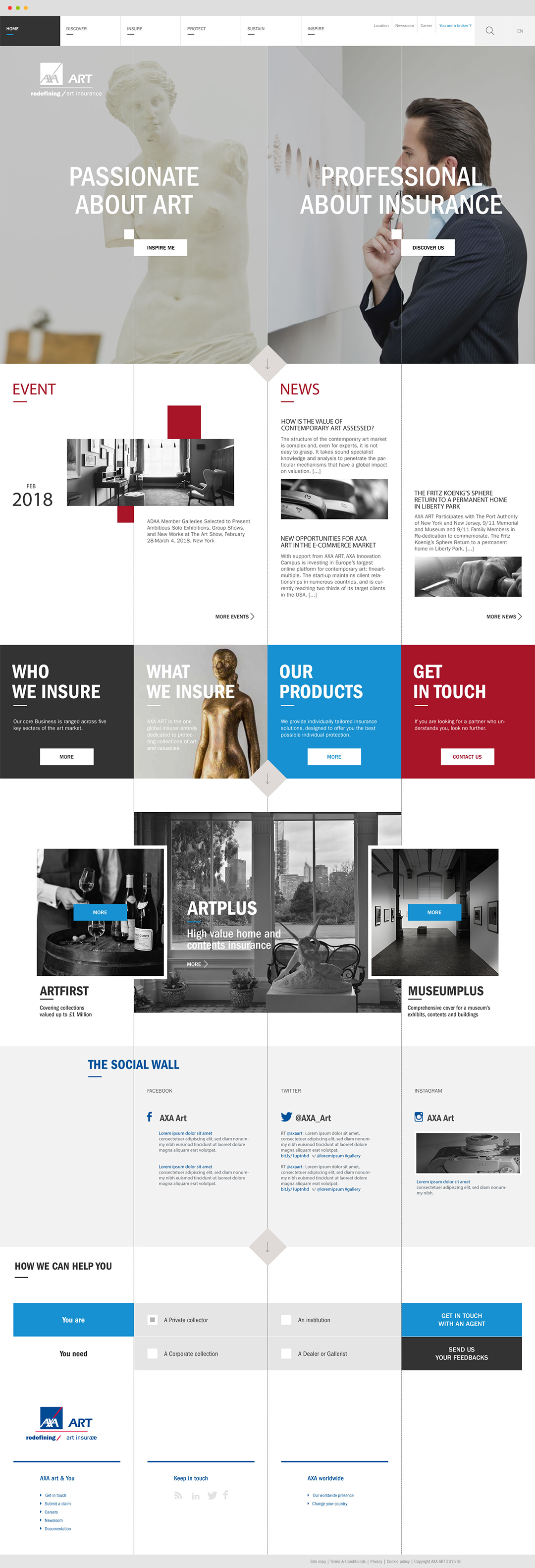 MPetrucci_Portfolio_AxaArt_Homepage.png
