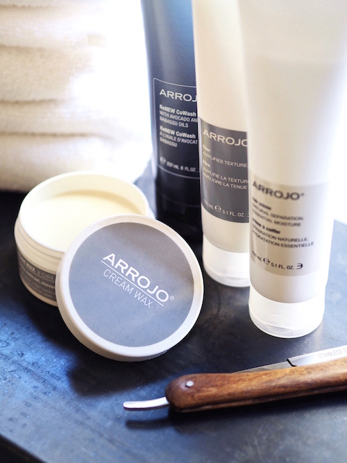 ARROJO products & tools suit modern creative barbers & groomers.