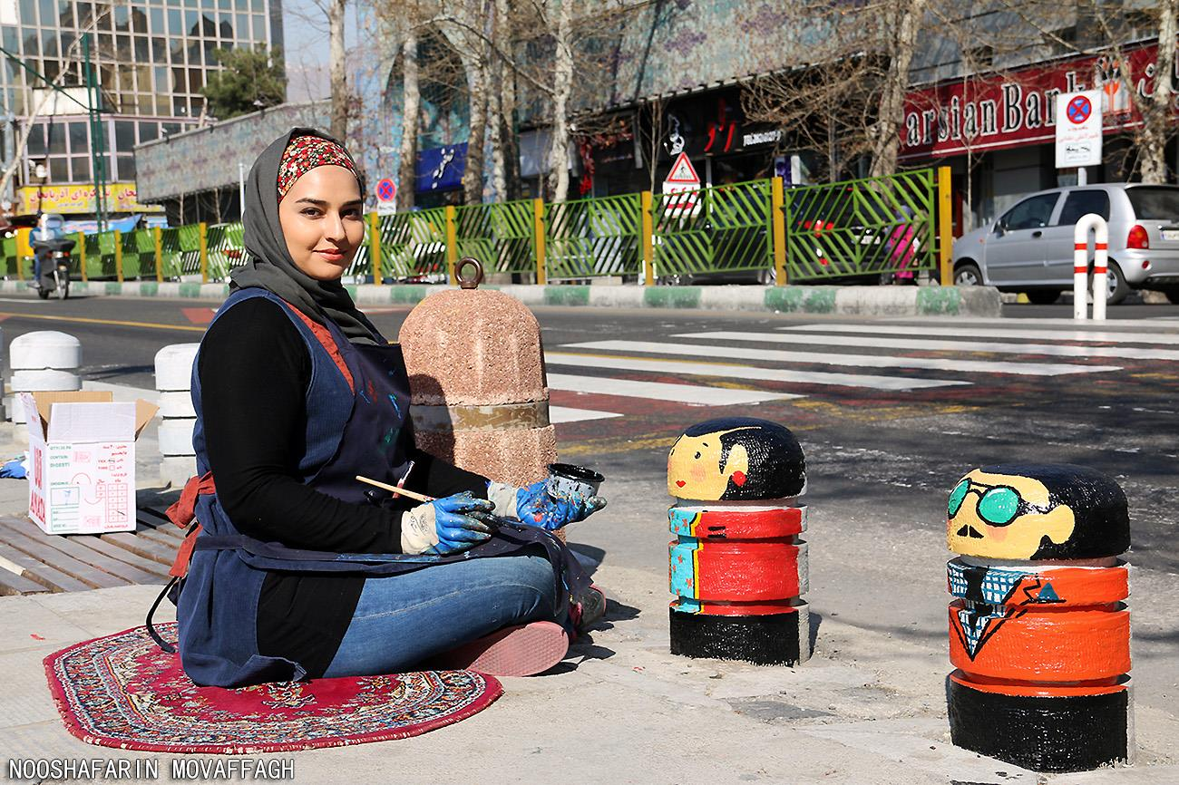 Photo Published by Humans of Tehran