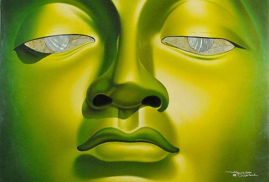Buddha, 2001