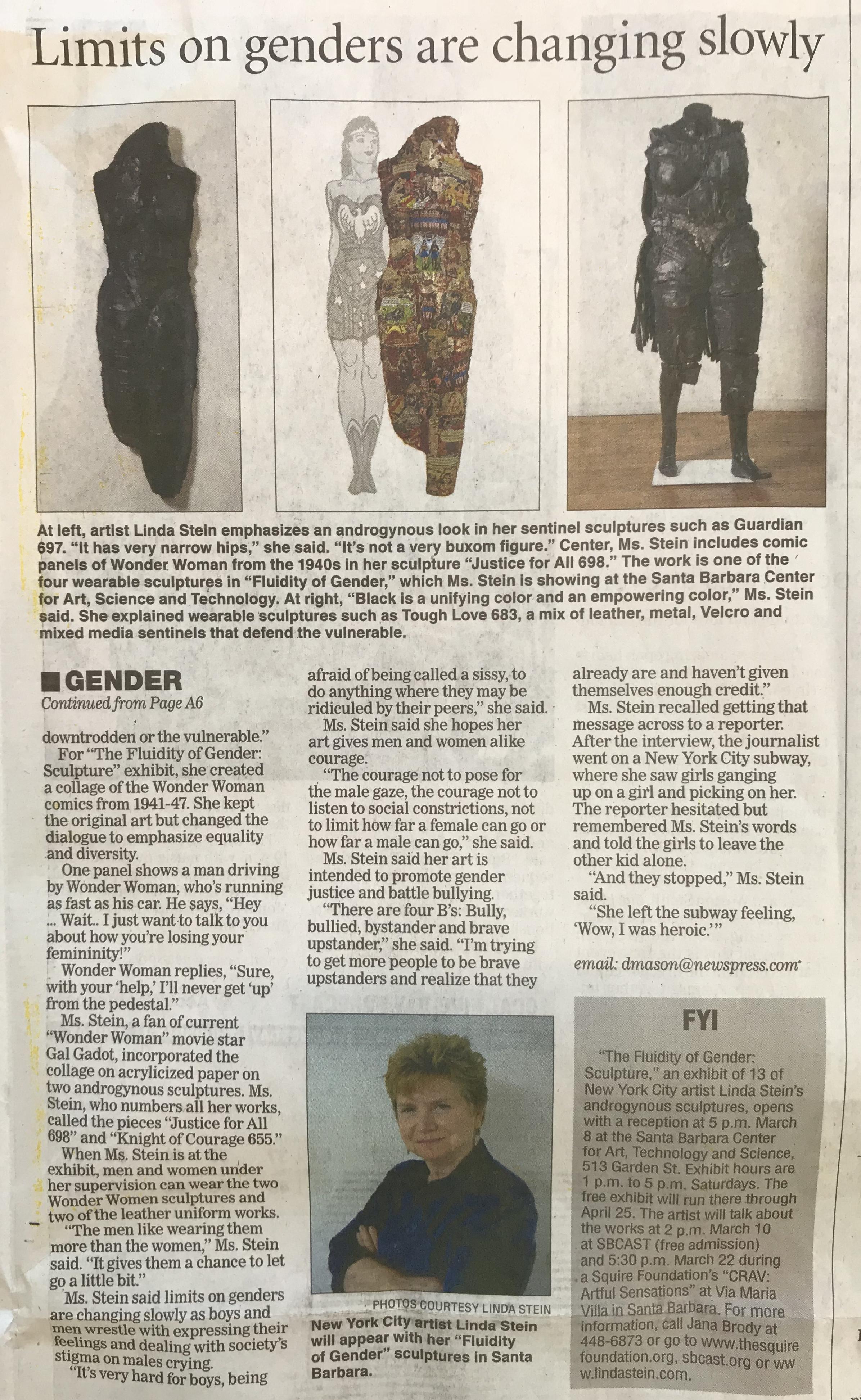 Linda Stein News Press 2