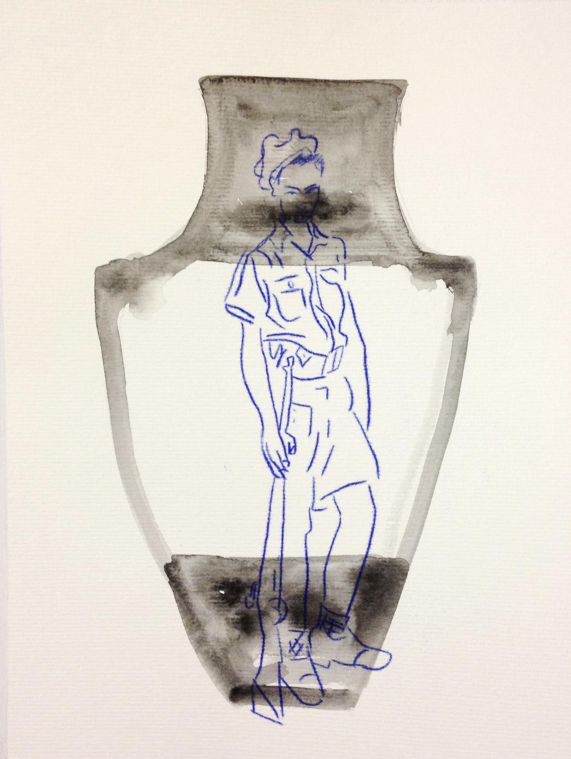 Liav Mizrahi, Untitled 3 (After Nahum Gutman)