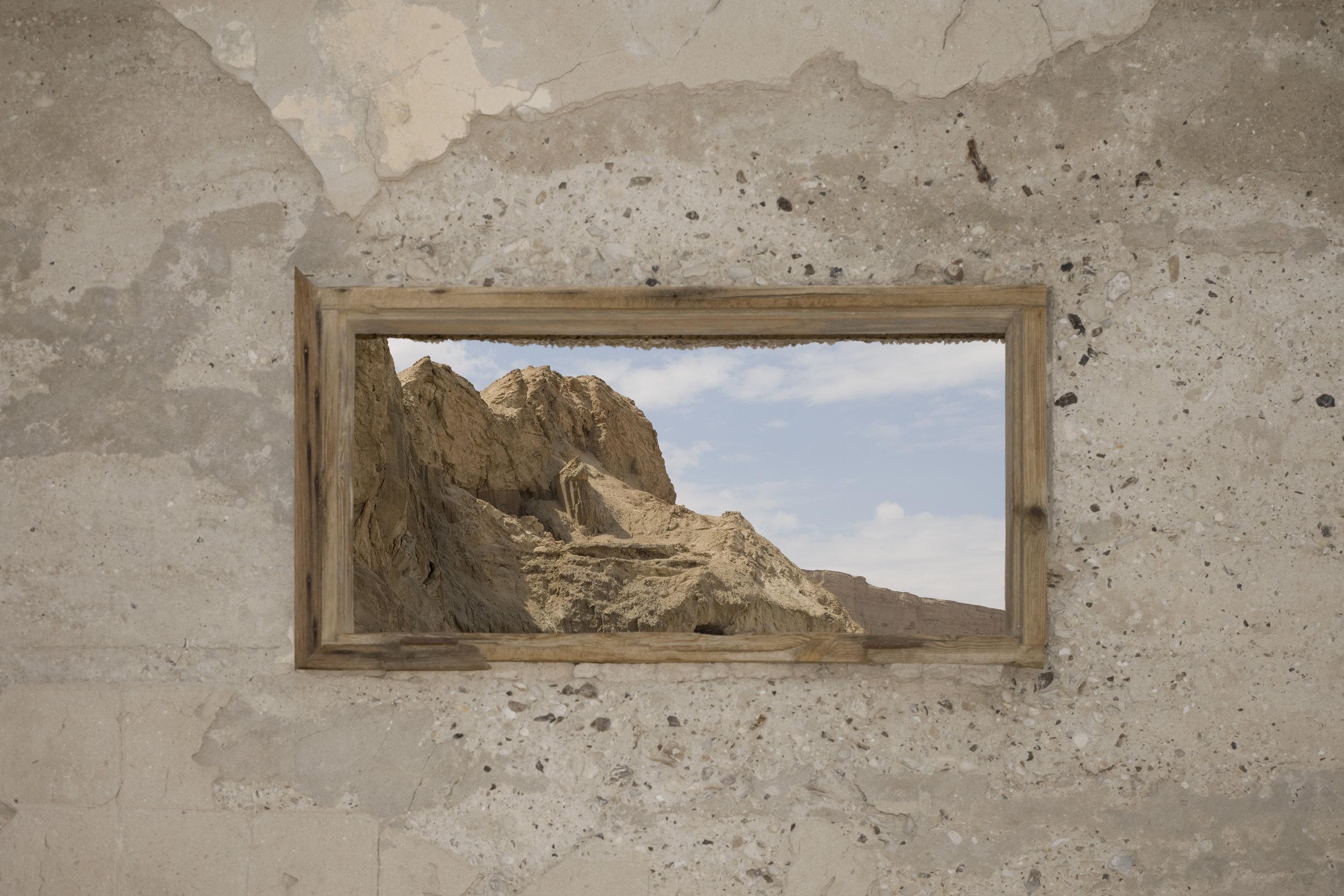Ohad Matalon, Desert View,  2011, 42x52