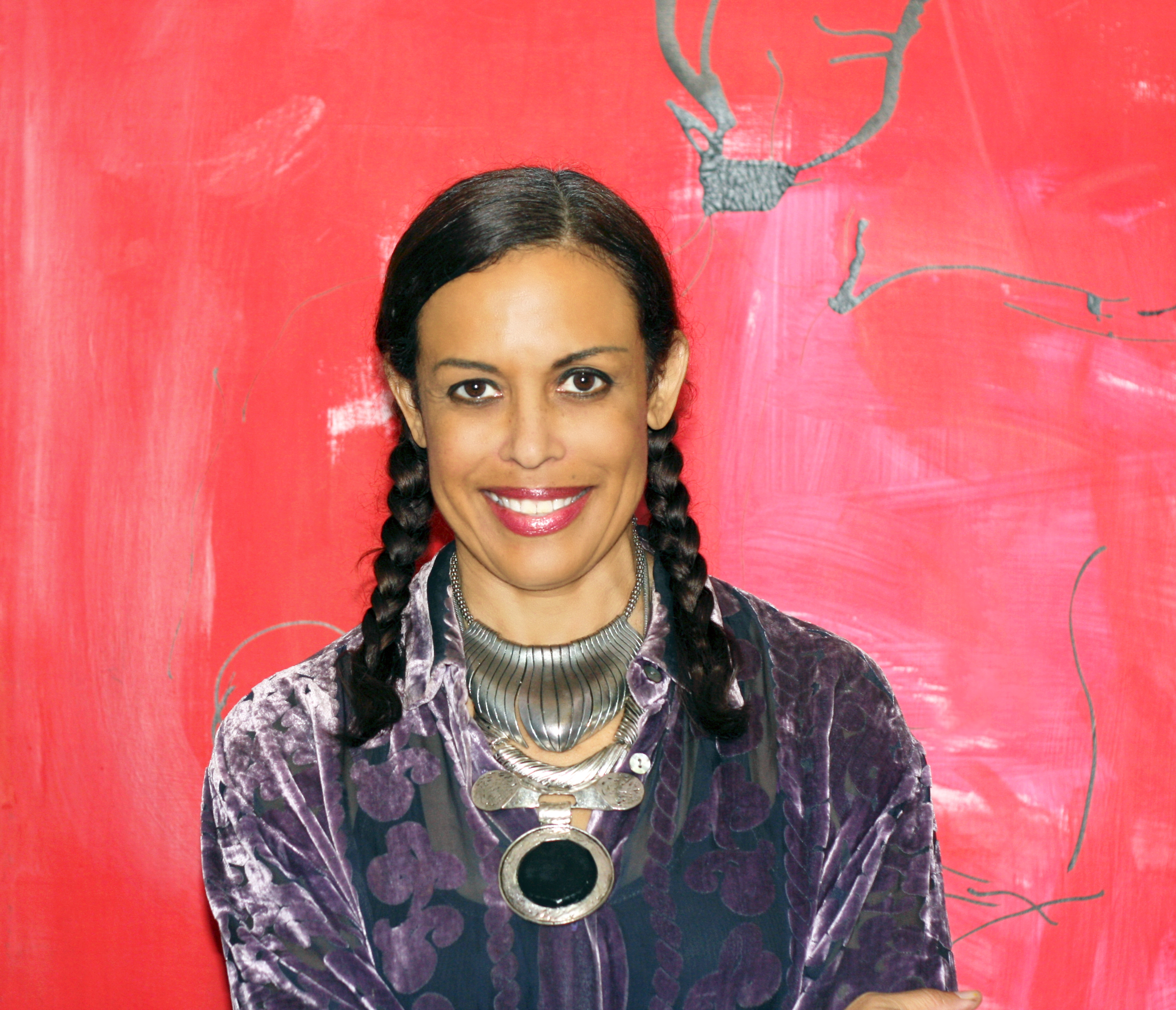 Toni Scott, image courtesy of the artist