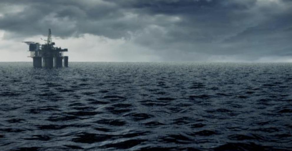 Offshore still, Barbara Longfellow