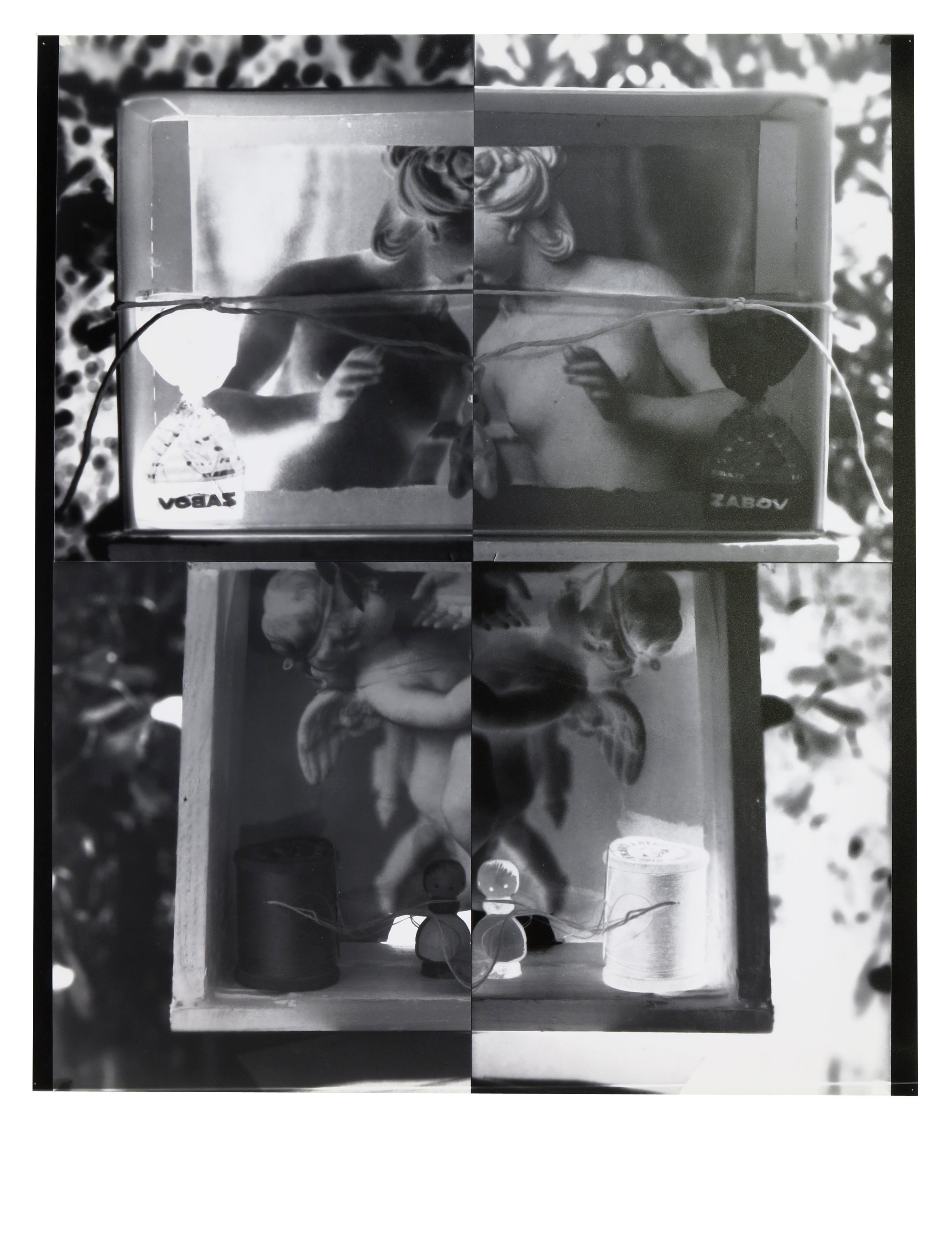 Out the Window I  2000  gelatin silver print  24 x 20 inches