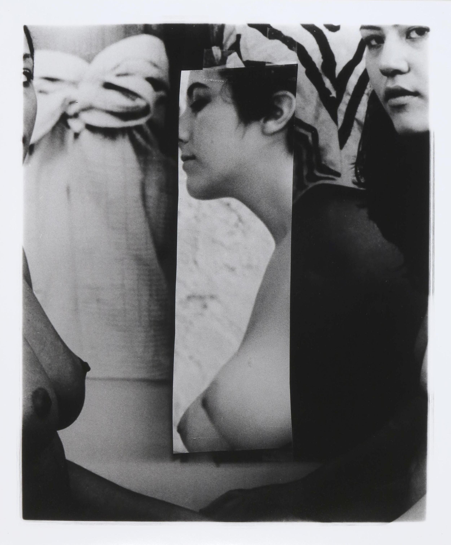 Profiles  2014  gelatin silver print  24 x 20 inches