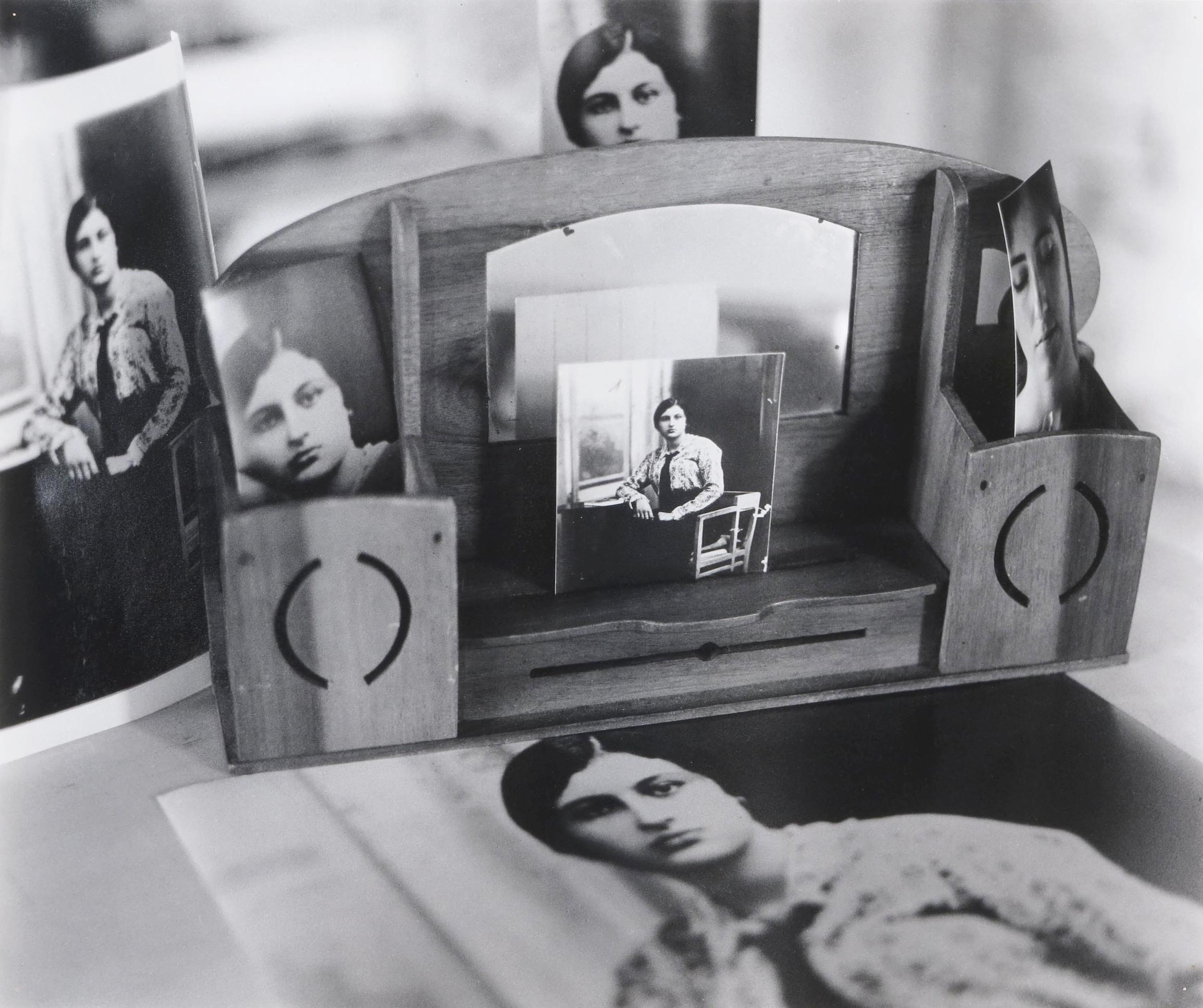 Shrine for a Saint, 1920  2014  gelatin silver print  20 x 24 inches