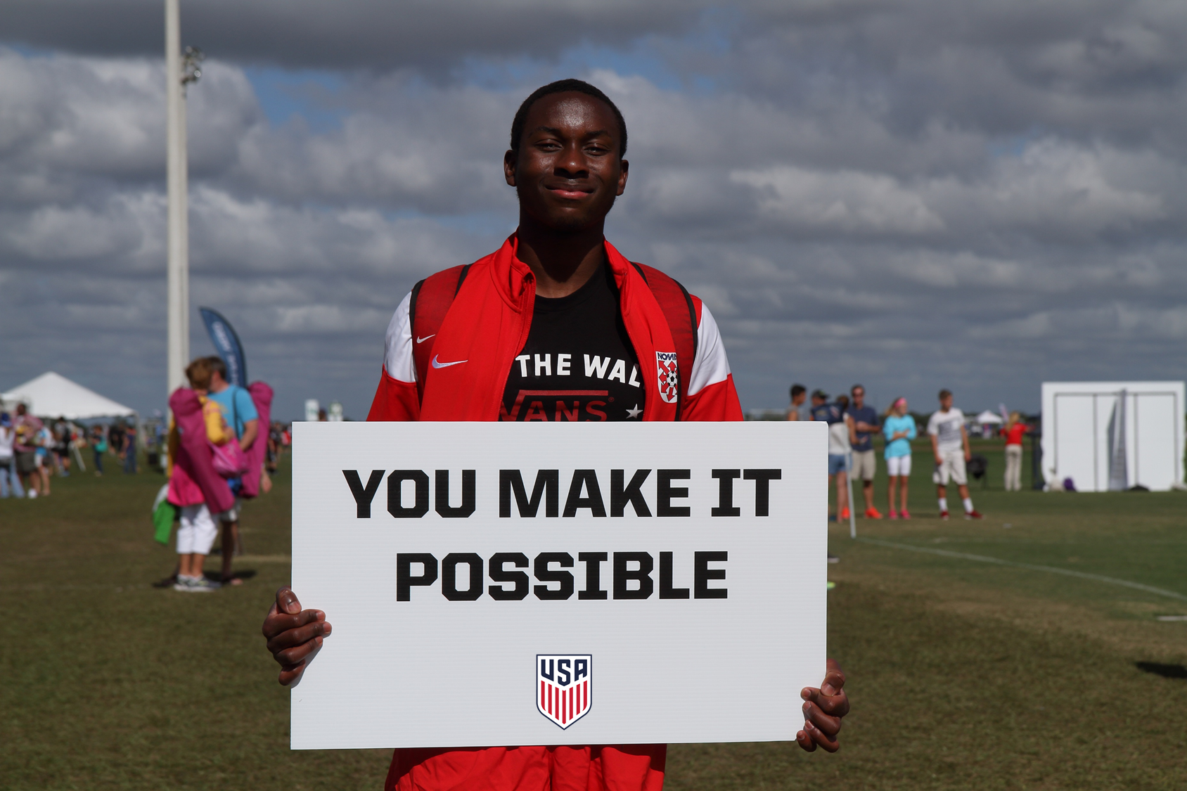 2018-2019 Academy Scholarships - 565: Scholarship Recipients$1,469: Average Scholarship amount15: Youth National Team players supported129: Academy clubs with a Scholarship Recipient86%: Recipients with non-white ethnic backgrounds$30,651: Average household income of a recipient2 in 5: Recipients are on free or reduced lunches at school