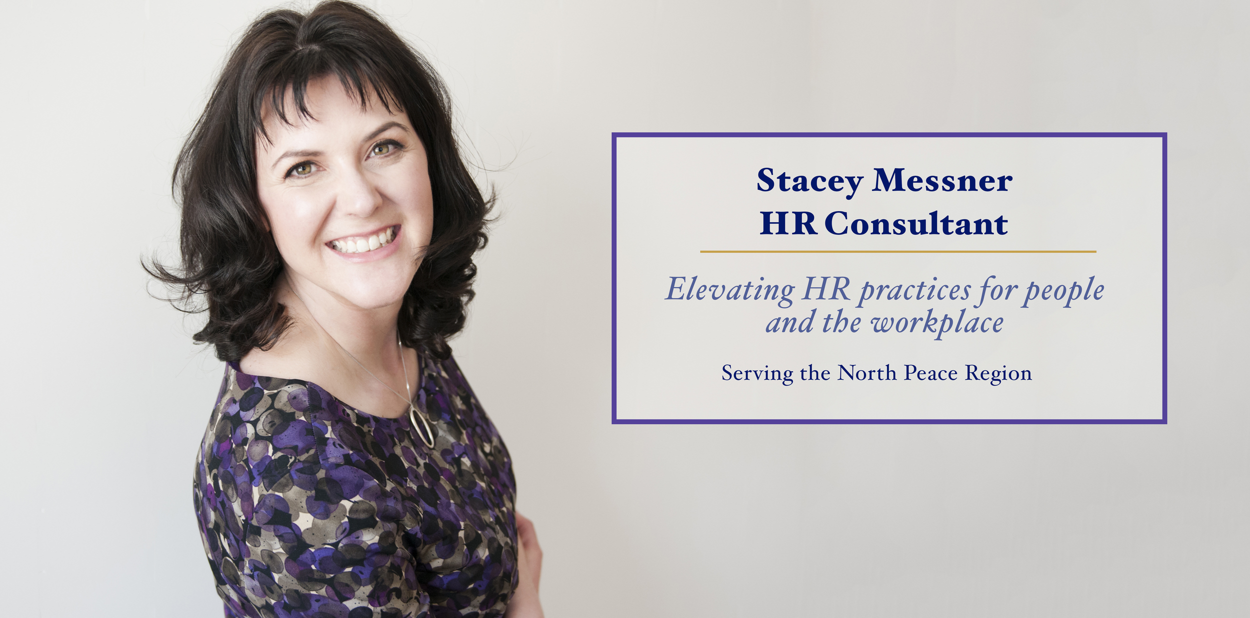Stacey HR Strategist and Coach for Business Owners, Job Seekers & HR departments Located in Peace River, Alberta