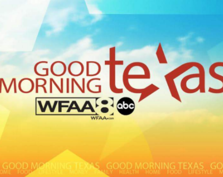 Good Morning Texas interview - video