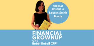 March 7, 2018: The Financial Grownup podcast with Bobbi Rebell