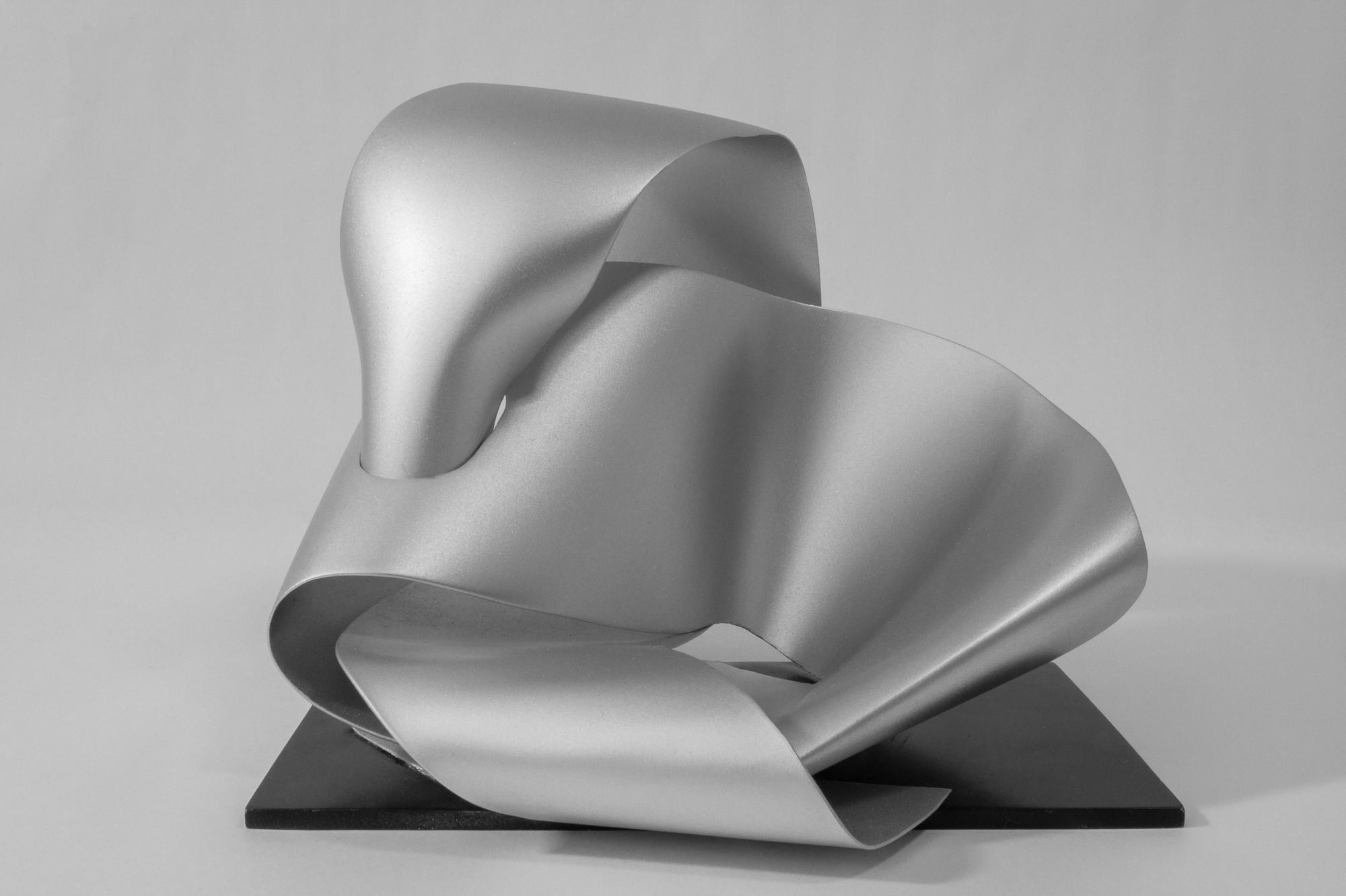 Continuity.  Art installation scale model.