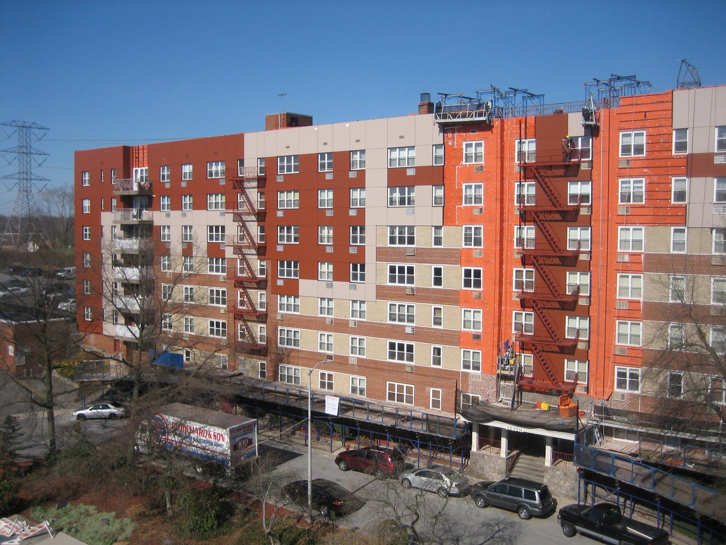 Balint Drive Apartments, Yonkers NY