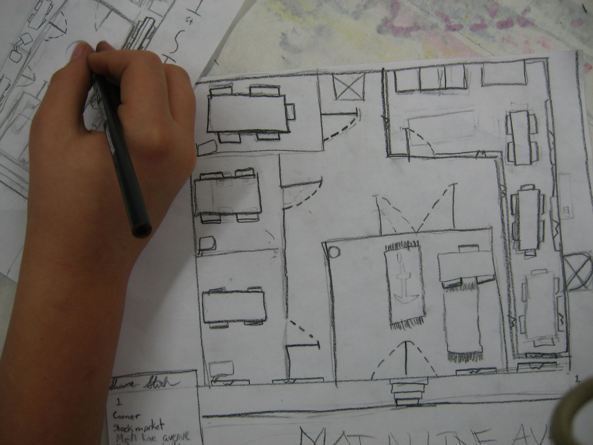Design a blueprint activity