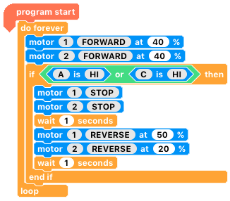 The Crumble programming language.