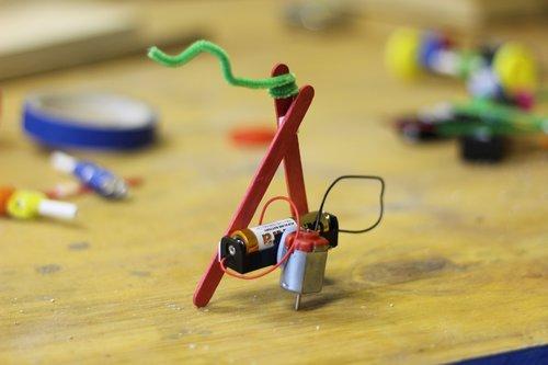 Take Home Robot - Tripod Robot
