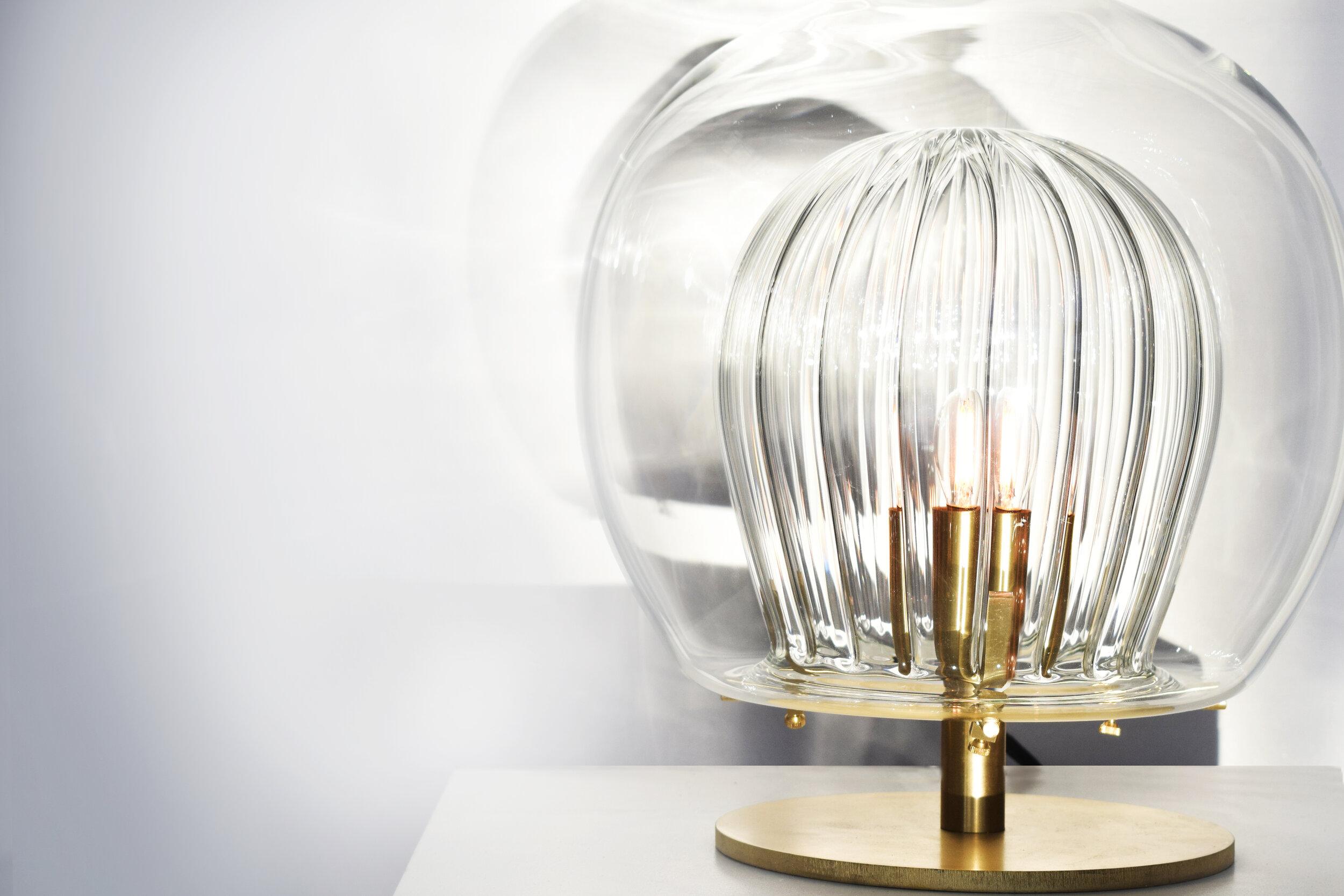 Pleated Crystal table lamp detail.jpg