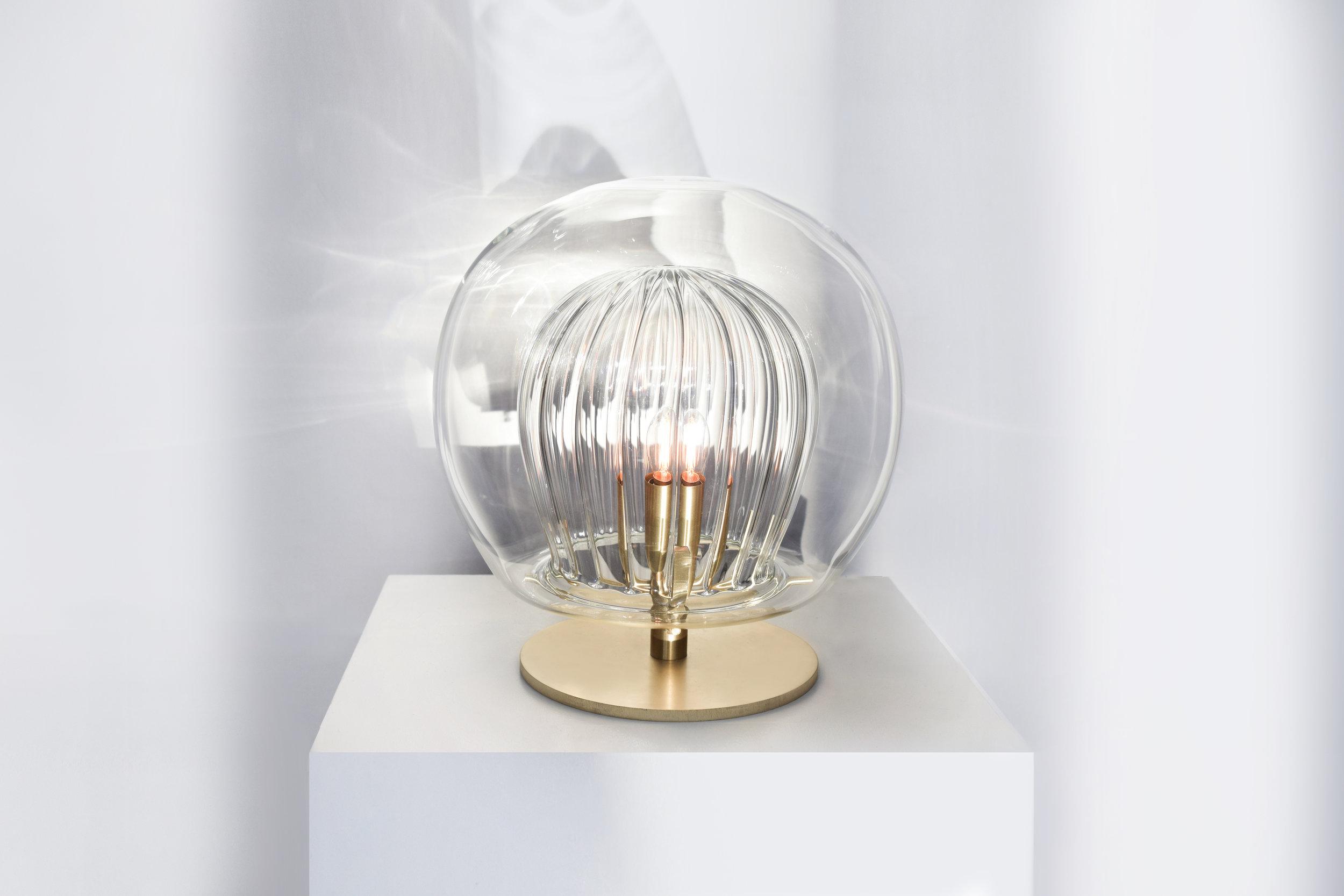 Pleated Crystal table lamp.jpg
