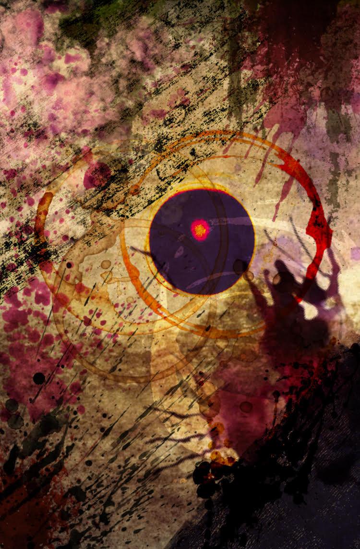 iphone collage no. 3 - purple sun
