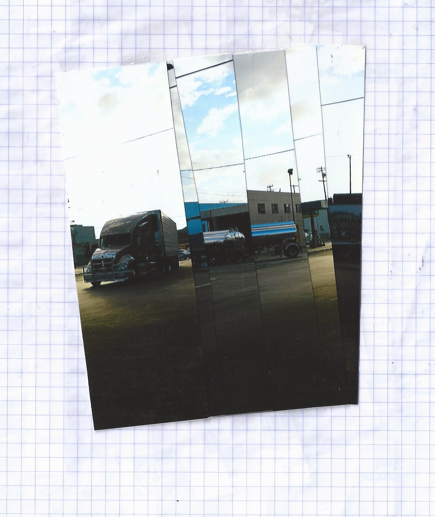 day 9 - truck stop