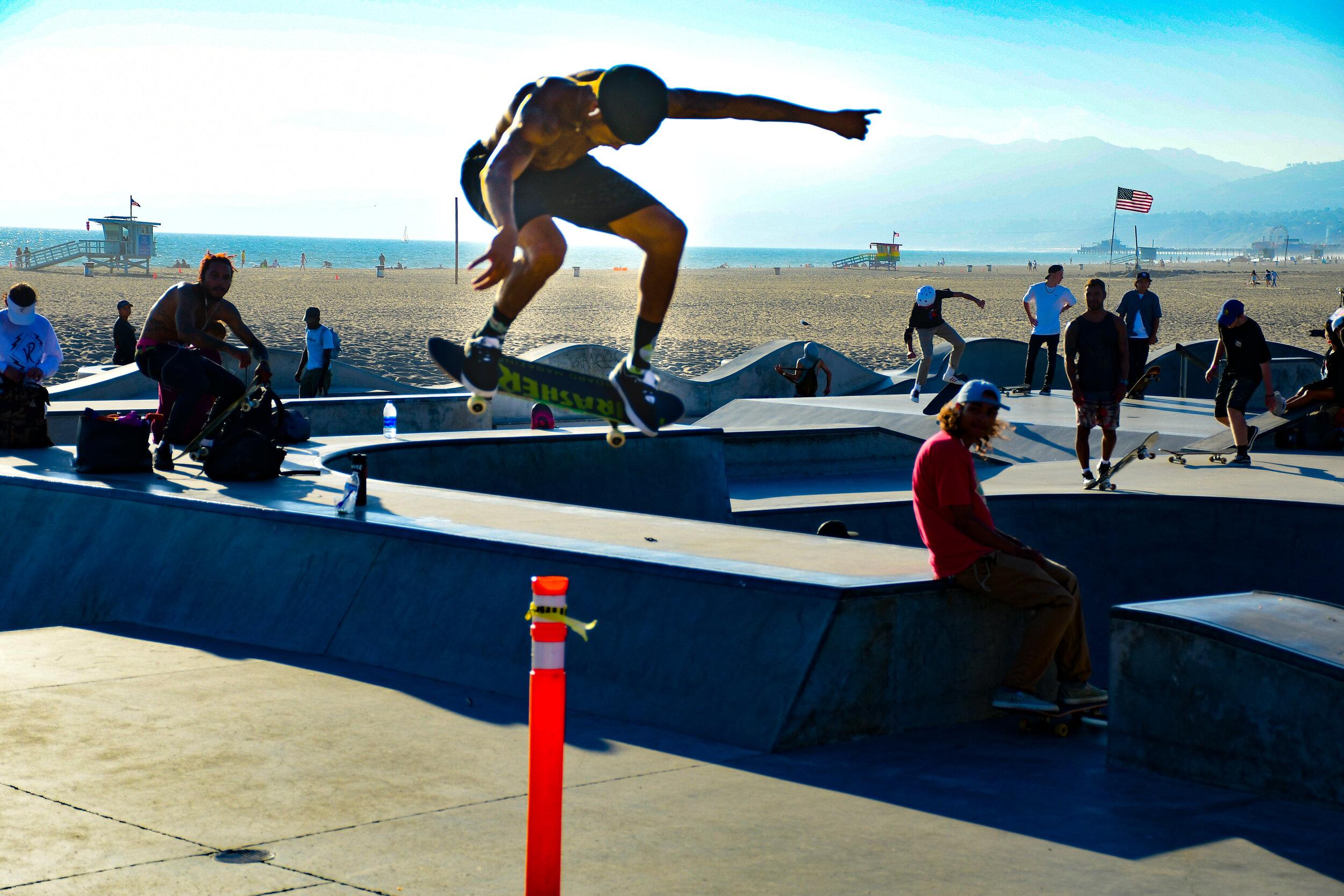 venice skate park, 2019