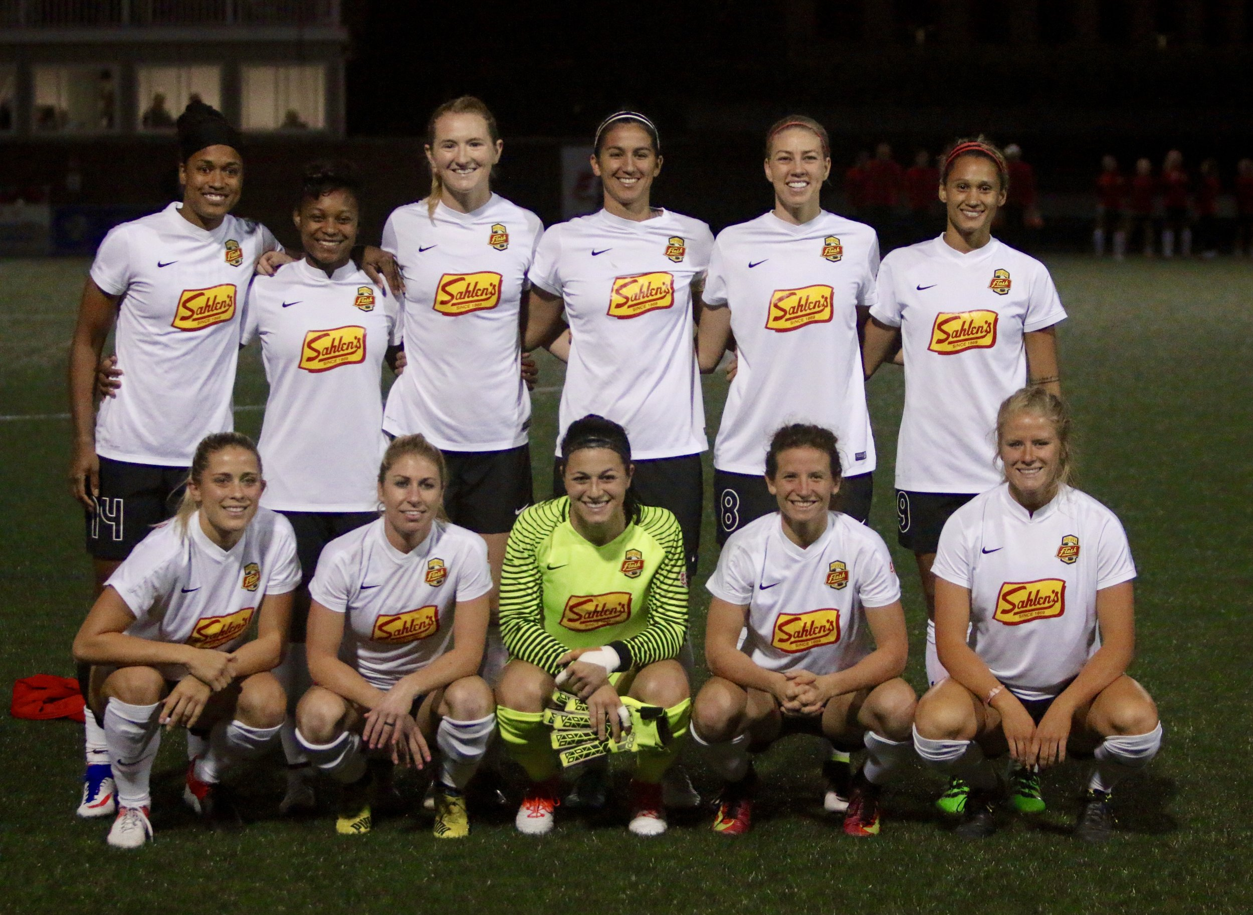 Your 2016 NWSL Champions, the former WNY Flash and future North Carolina Courage