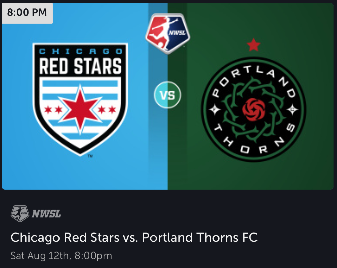 Time for the Red Stars to prove they're worthy competitors