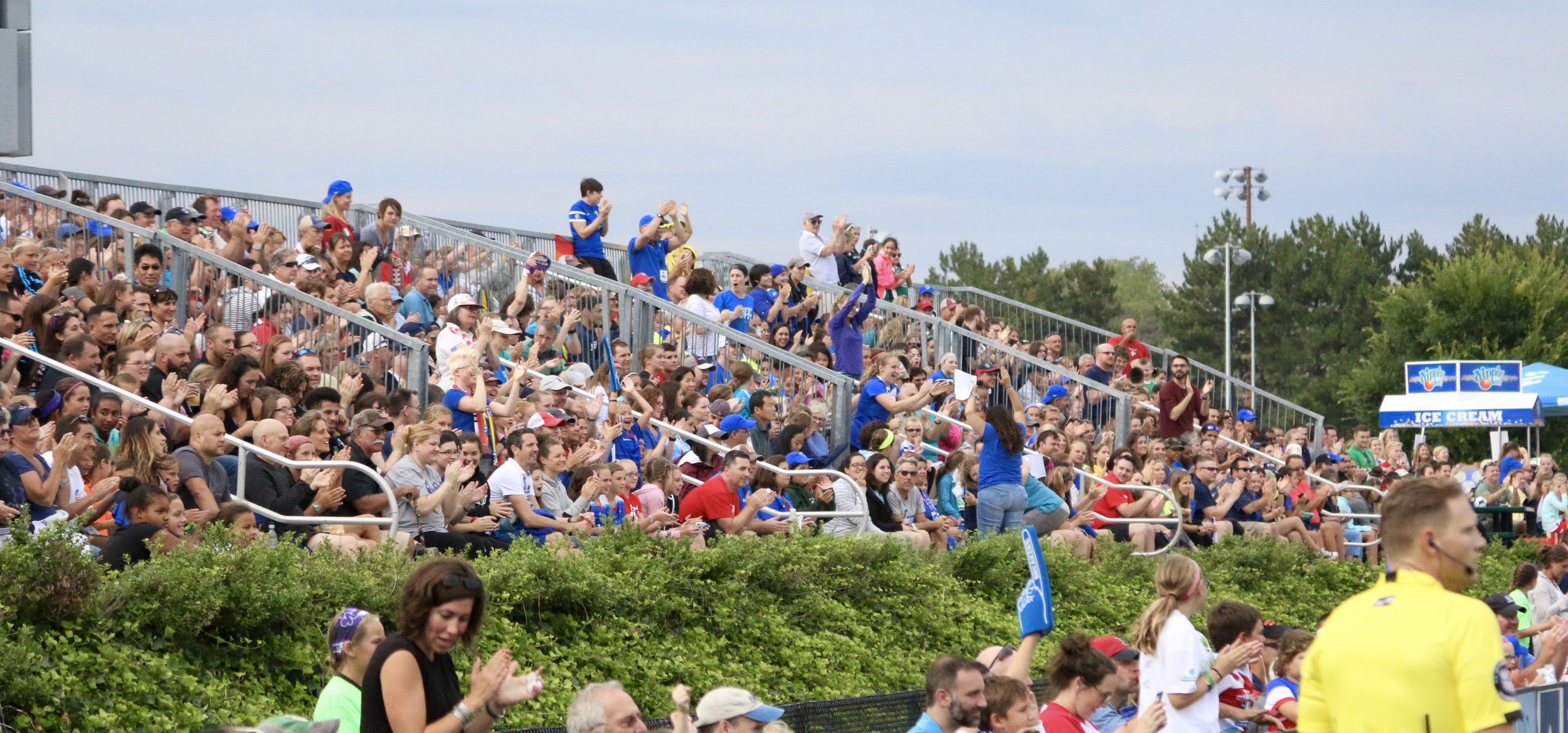 Here's more than 3k fans at a 2016 Breakers game vs the Pride gleefully paying to sit on Erector Set bleachers.C'mon Orlando, fill up that big beautiful soccer stadium.