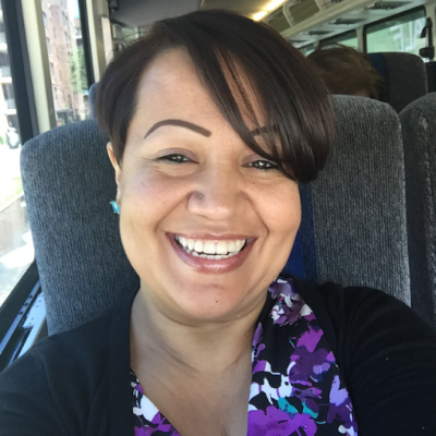 """"""" Miracles only occur when motivated by love .""""I am a Christ follower, mother, connector and hopeful that anyone's lives can change if they give themselves the opportunity to have a healthy relationship with God/Jesus. Lourdes Delacruz founded Hope and Love. Support their ministry at their  GOFUNDME  page."""