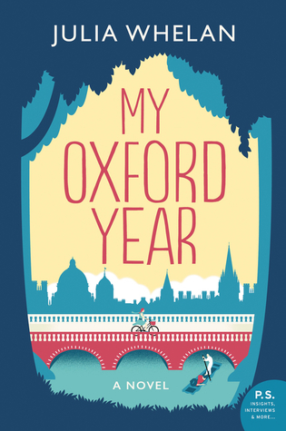 My Oxford Year by Julia Whelan - Like I said, when I feel stressed or sad or anxious, my go-to cure is an uncomplicated novel set in Great Britain. It feels like a cup of herbal tea and a hot bath for my soul. This book fit the bill *insert chef's kiss* perfectly.