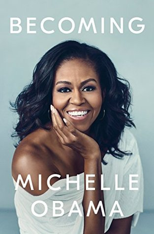 Becoming by Michelle Obama - Every last ounce of the hype is entirely warranted. Read this book. Immediately. Sooner if possible. You can read all my thoughts on Her Ladyship Michelle Obama's memoir right here.