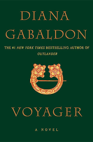 Voyager by Diana Gabaldon - The Outlander series continued to hit all the right buttons for me. I cannot stop and I do not want to.