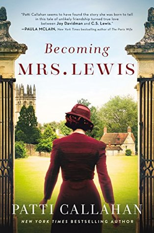 Becoming Mrs. Lewis by Patti Callahan - This is a fictionalized account of the life of Joy Davidman, wife to CS Lewis. Joy's story and her resilience were fascinating to me, as was the glimpse of a part of Lewis' life that isn't much talked about. If you're into slow burning love stories with healthy doses of Oxford, the English countryside and writing about writing, then this is your book.⁣