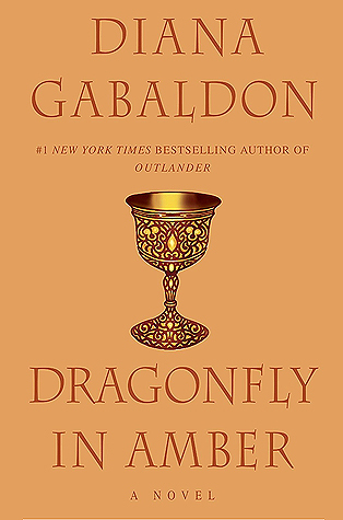 Dragonfly in Amber by Diana Gabaldon - The second book in the Outlander series was honestly a bit of a letdown after my sensational experience with the first one. I spent most of this book just wishing Jamie and Claire would get back to Scotland already instead of lollygagging around Paris. That being said, I stayed up past my bedtime six nights in a row while reading this book.
