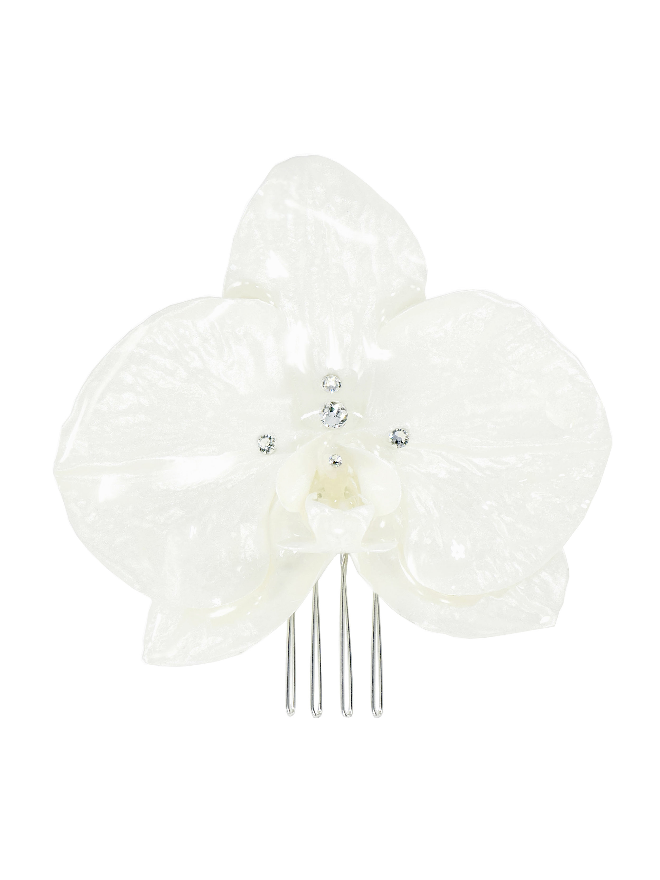 Real preserved Orchid with Swarovski crystals       Created to last beyond your wedding day        Shop