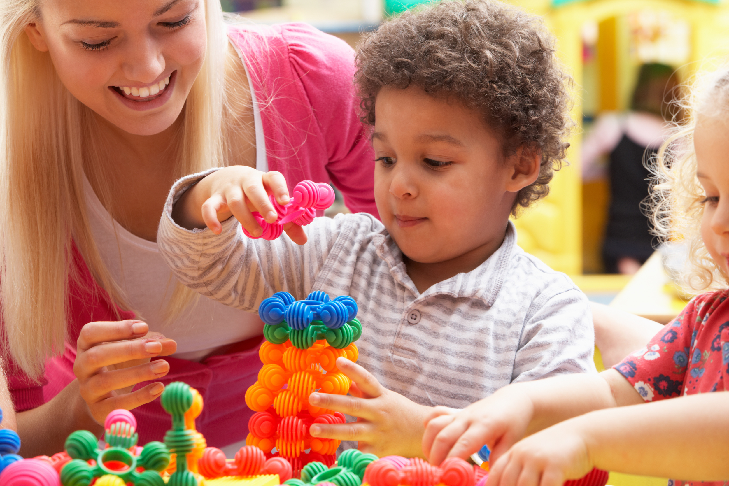 pediatric occupational therapists Chicago