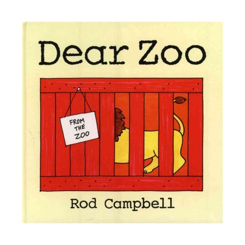 Dear Zoo - Book reading with children improves speech and language skills