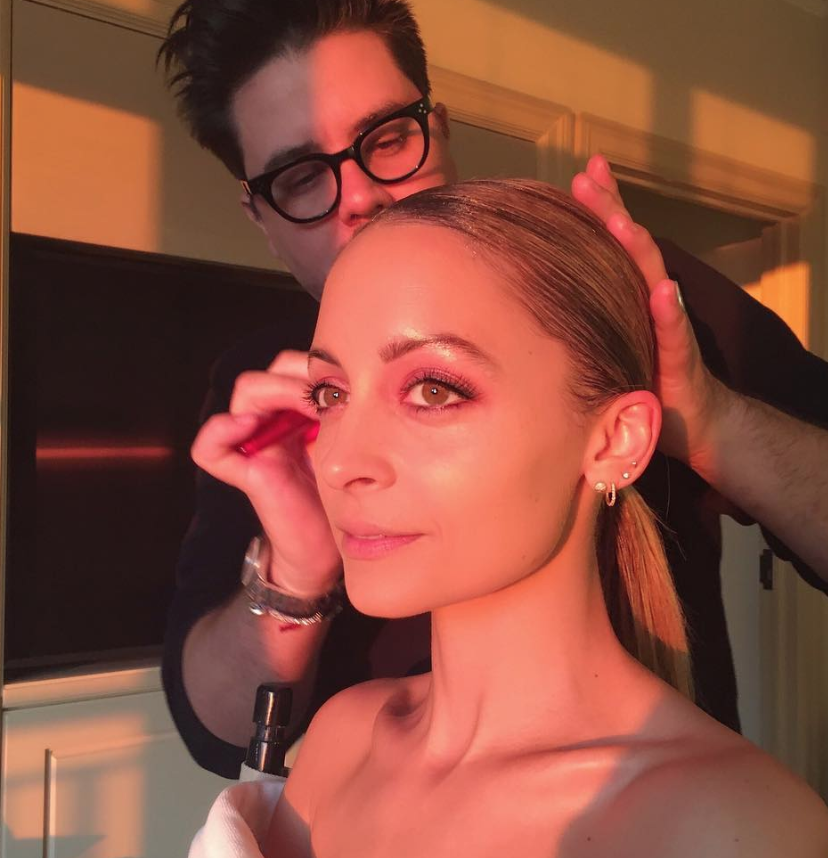 Photo Credit: Instagram.con/nicolerichie