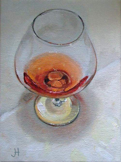 Brandy at Le Veau d'Or