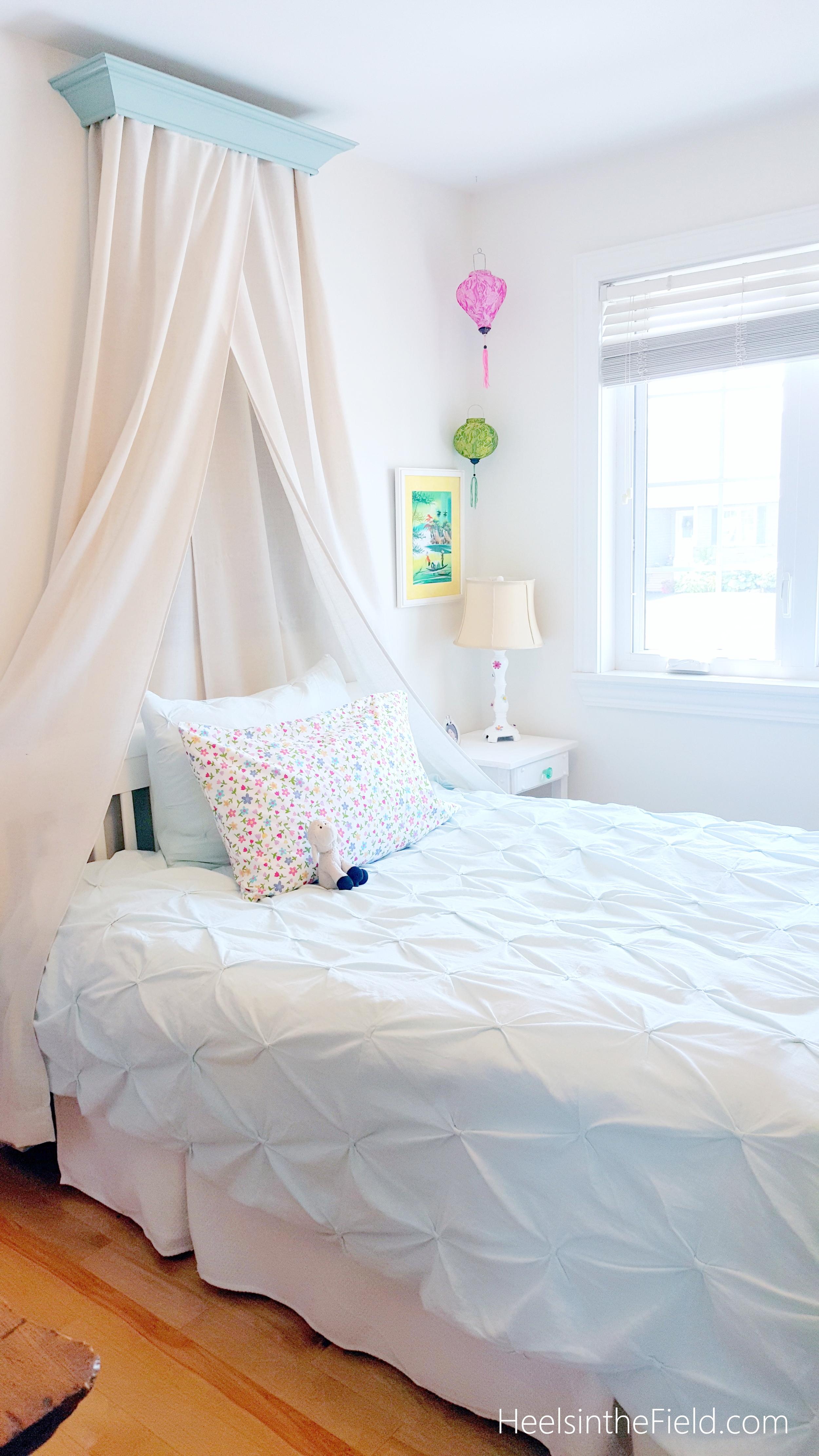 A Growing Girls Bedroom