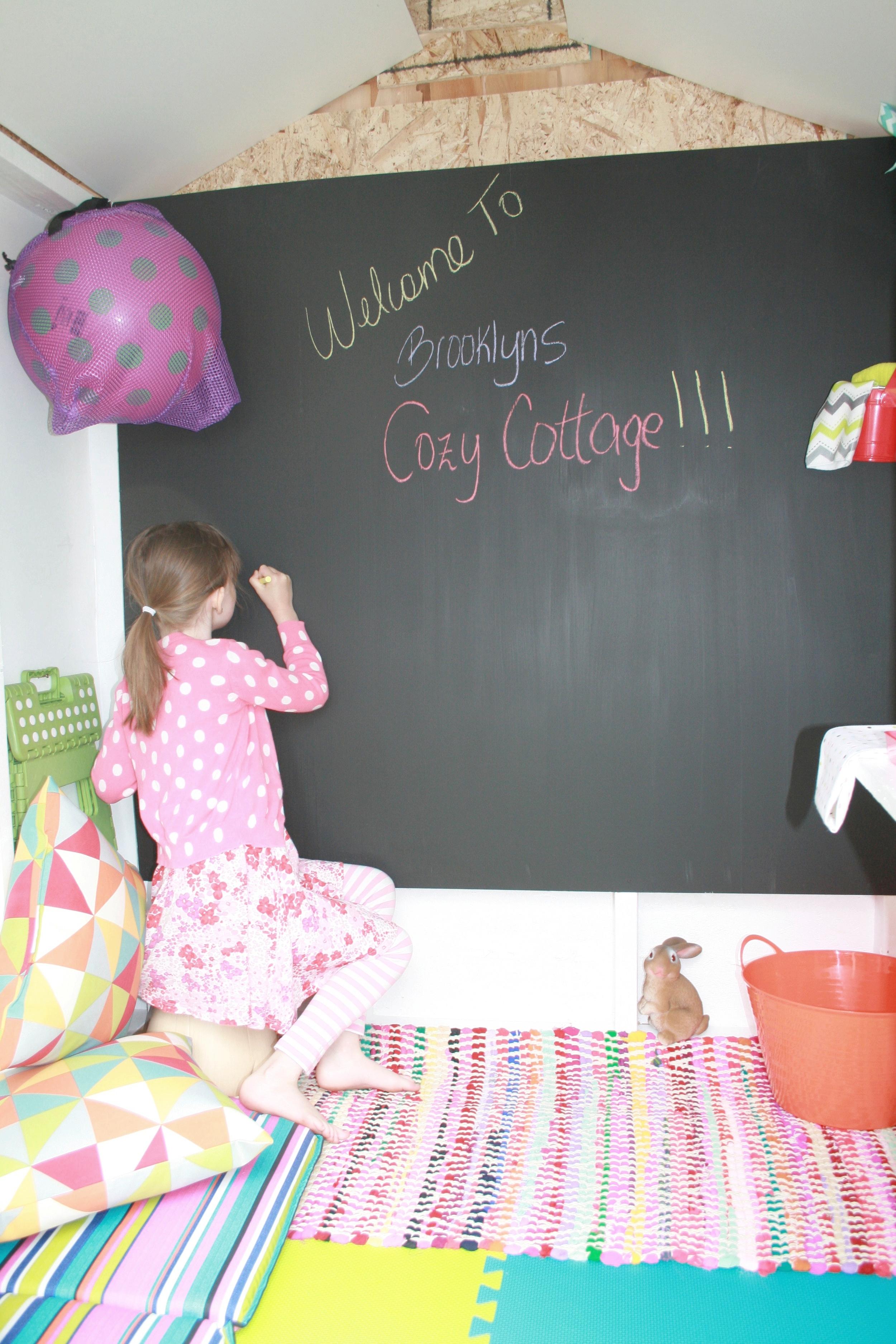 Cozy Cottage Playhouse