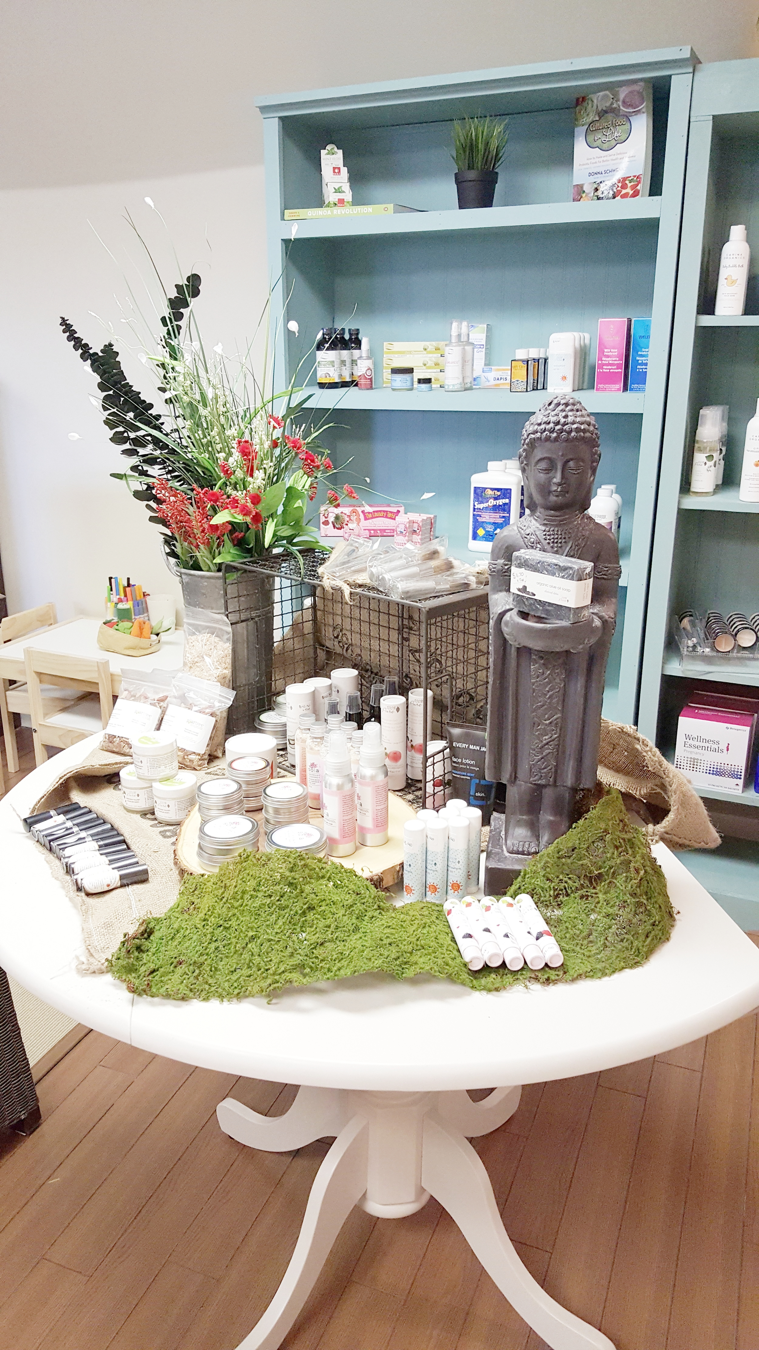 Modern Day Apothecary Feel