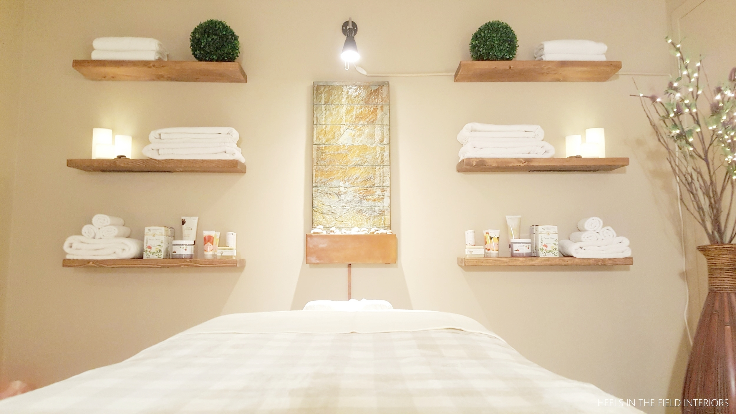 Soothing Scottish Spa Feel