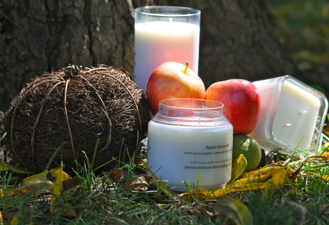 Copy of Pure Scents Candle Company