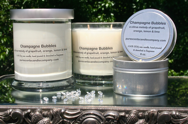 Pure Scents Candle Company